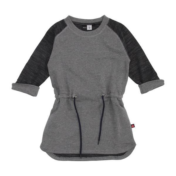 Molo, Chaya grey melange kjole