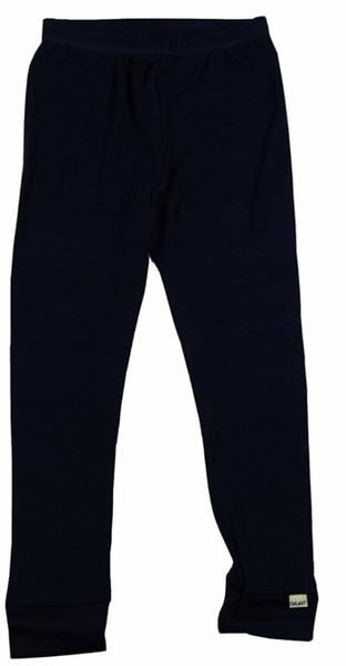 Celavi bukse navy merinoull