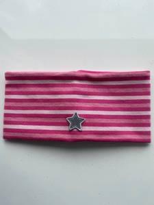 Bilde av Kivat, rosa/hvitstripet