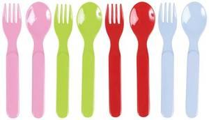 Bilde av Baby/barneskje og gaffel fra