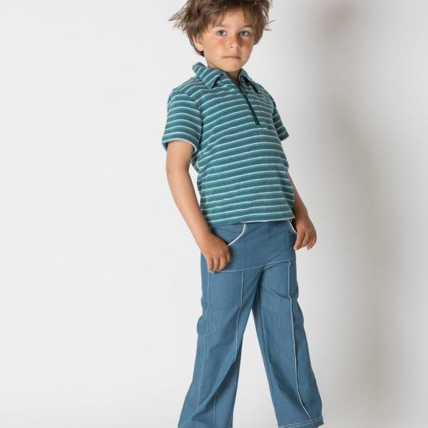 Albababy. Albert tskjorte tapestry striped
