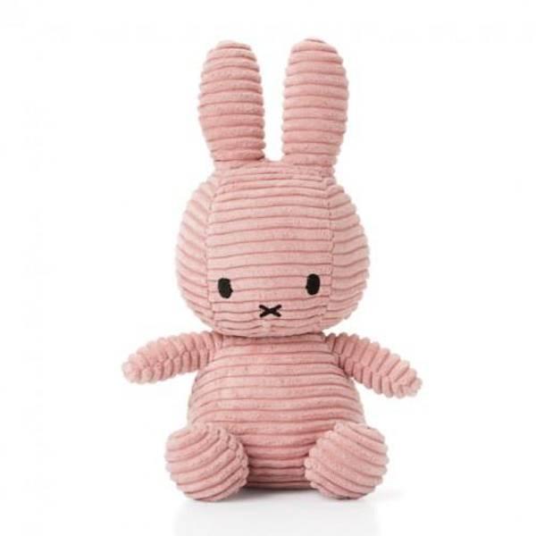 Miffy -  rosa kanin, 24 cm