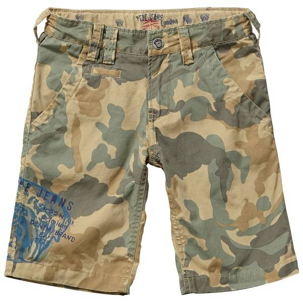 Pepe Jeans, Tour shorts