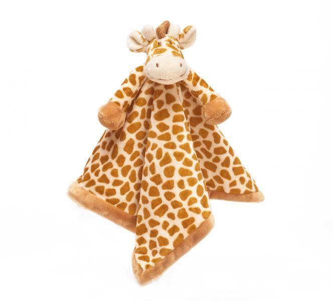 Teddykompaniet, koseklut giraff 14871