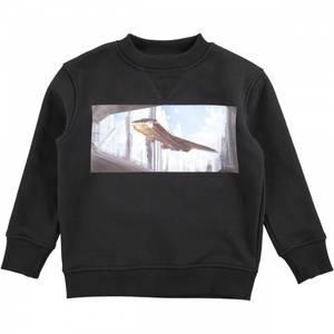 Bilde av Molo, Mogens sweatshirt black