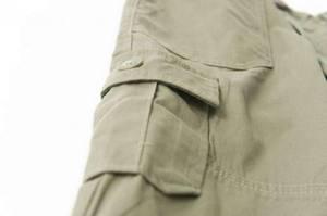 Bilde av Norlie cargo twill bukse,