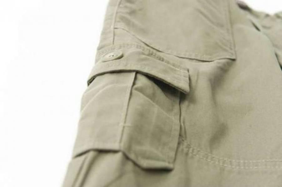 Norlie cargo twill bukse, stor gutt