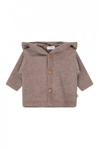 Hust & Claire, Cookie cardigan ash brown