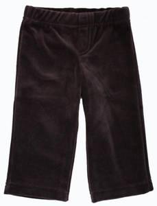 Bilde av Max brun velur bukse fra Lily