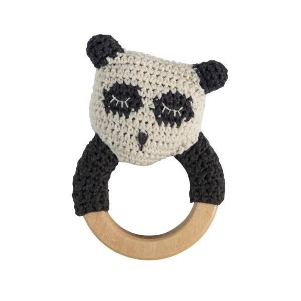 Sebra, rangle - panda på trering