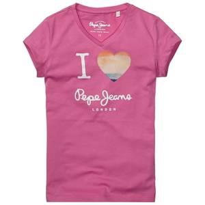 Bilde av Pepe Jeans, Aileen T-skjorte