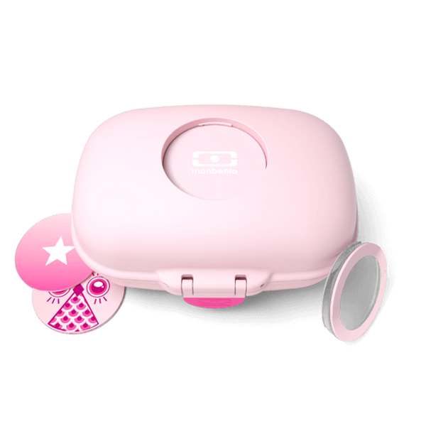 Monbento matboks Gram litchi light pink