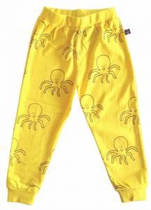 Bilde av IdaT , gul bukse med