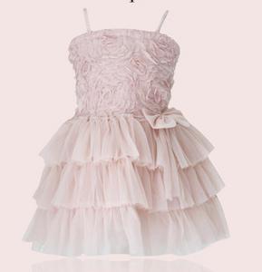 Bilde av Dolly, Rosy layered tutudress