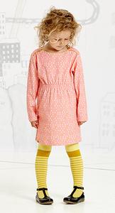 Bilde av Albababy, Gro rose kjole