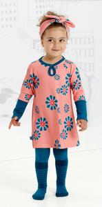 Bilde av Albababy, Gaby rose kjole