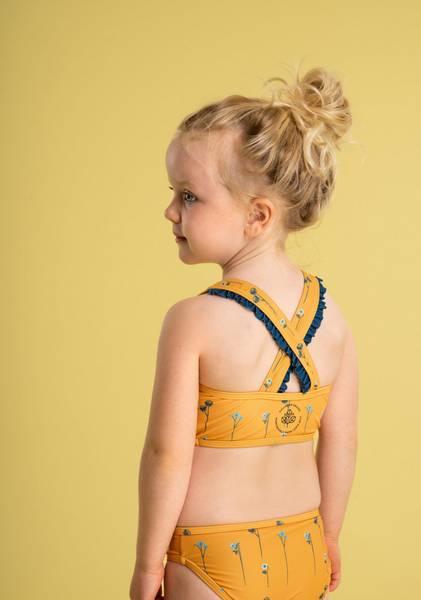 Gullkorn design,  Festival bikini solsikkegul