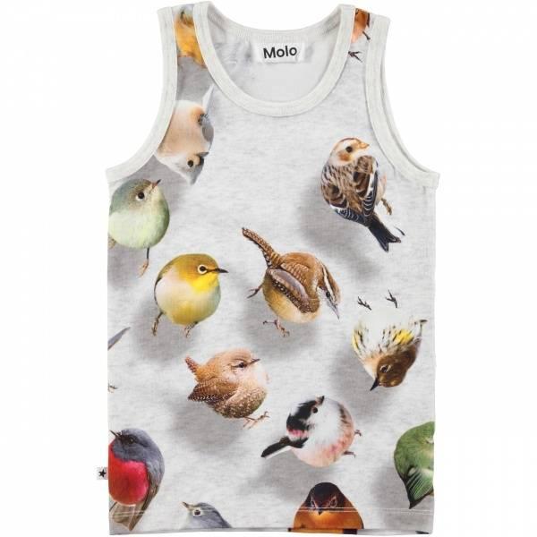 Molo, Joshlyn bouncing birds singlet