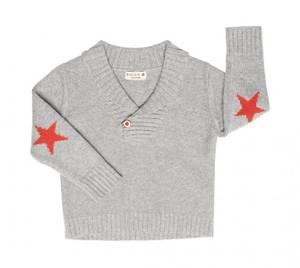 Bilde av Bock Cph,strikket genser med