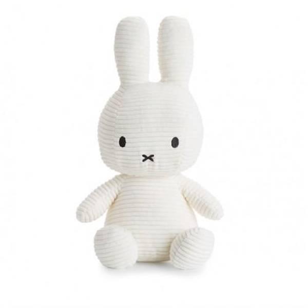 Miffy -  hvit kanin, 33 cm
