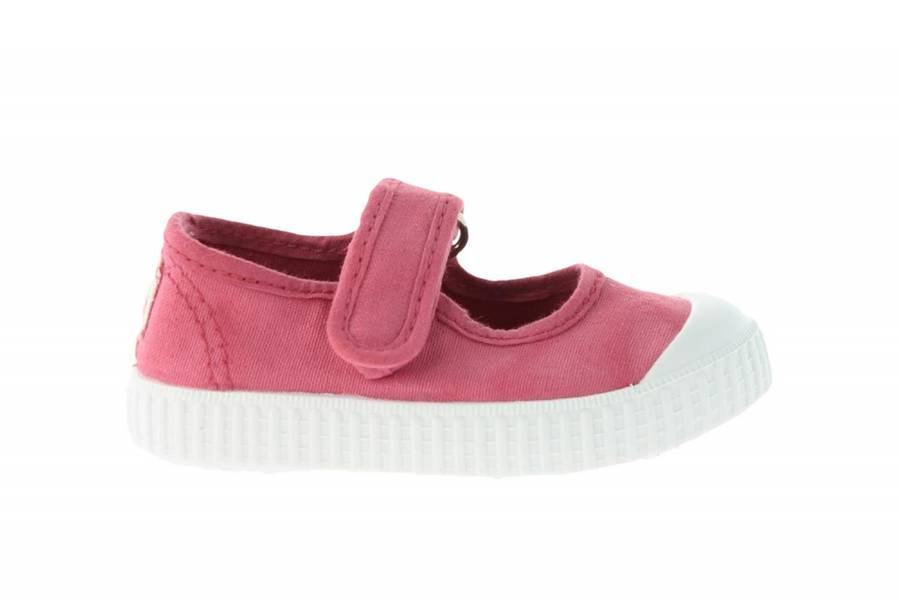 Victoria shoes, ballerina frambuesa