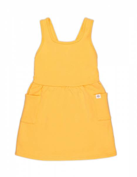Gullkorn, Ella kjole banan-is