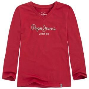 Bilde av Pepe Jeans, Deb ruby genser