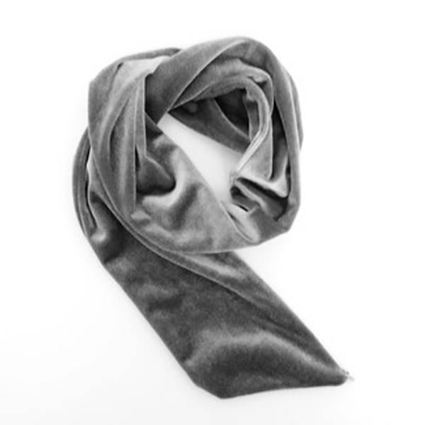Noma, Hårbånd velur wire grå
