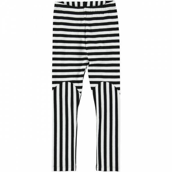 Molo, Nanda classic black stripe tights