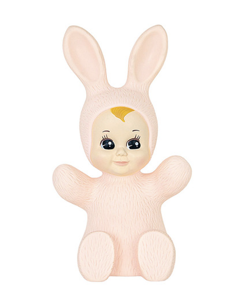 Goodnight light, Pale Pink bunny rabbit lampe
