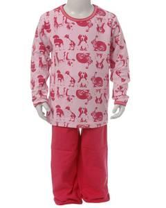 Bilde av Celavi, rosa pysj med dyr