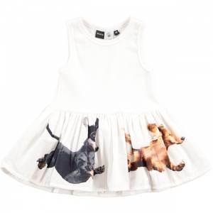 Bilde av Molo, Cordelia white kjole