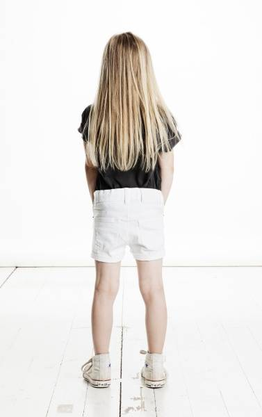 I dig denim , Savannah shorts