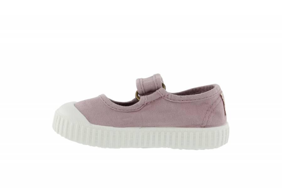 Victoria shoes, ballerina violeta