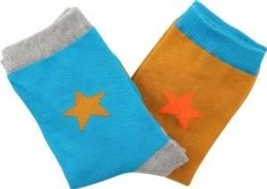 Bilde av Molo, Nitis 2 pk ochre sokker