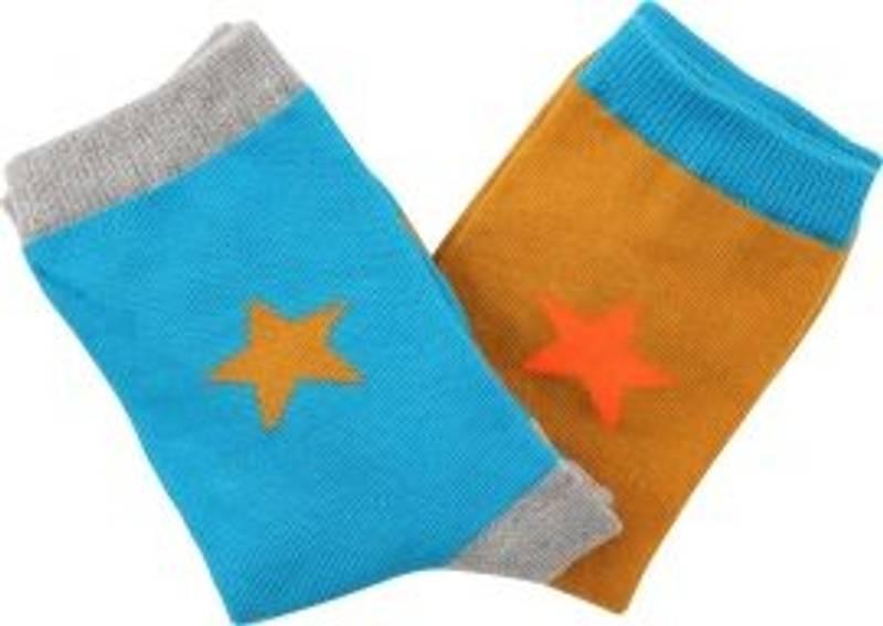 Molo, Nitis 2 pk ochre sokker