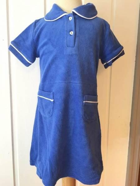 Lily Balou,  Stella cobalt kjole