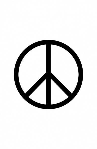 BoldeStatements tatovering, Peace