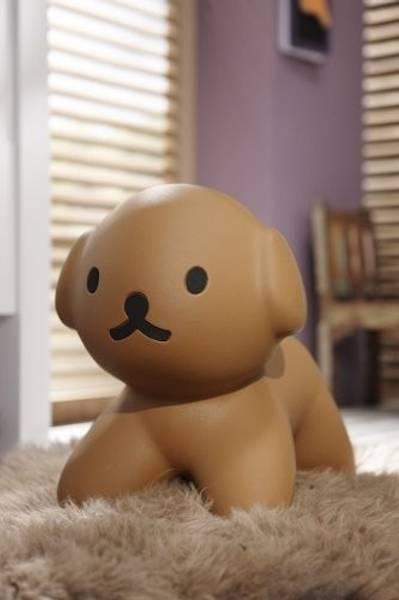 Mr Maria, Snuffy - Miffys beste venn ( ikke en lampe)