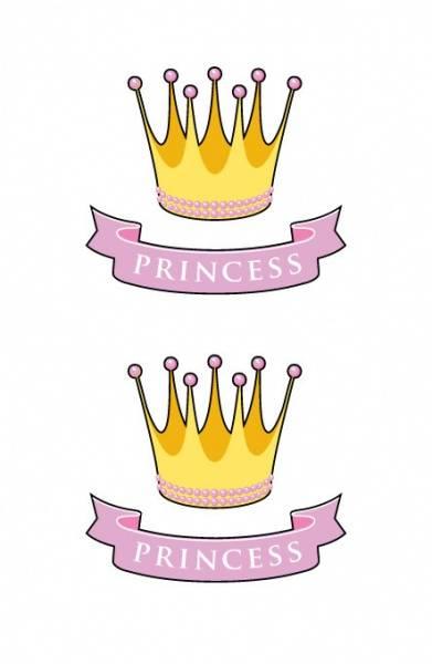 BoldeStatements tatovering, Princess
