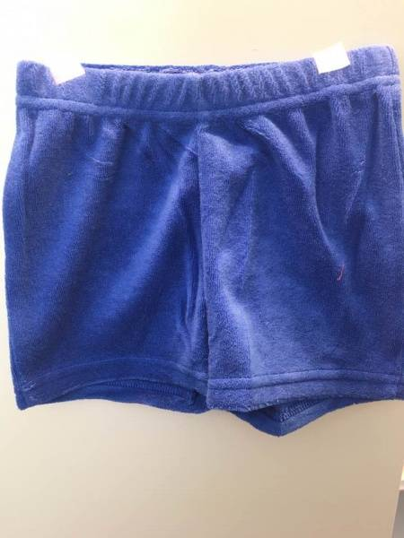 Lily Balou,  Maxime shorts , cobalt