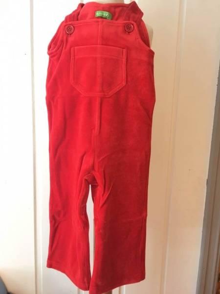 Lily Balou,  Julien jumpsuit rød