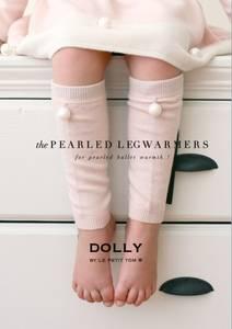 Bilde av Dolly, pearled leg warmers,