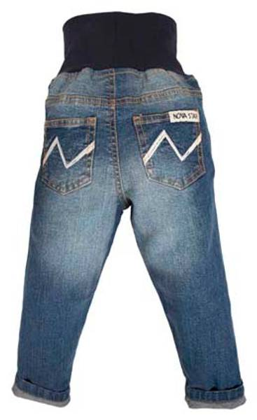 Nova Star, denim straight fit bukse
