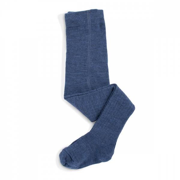 Lille Lam, ullstrømpebukse blå