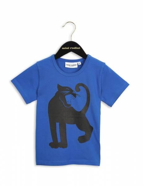 Mini rodini, Panther tee blue