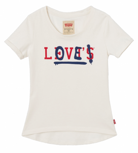 Bilde av Levis, Cheer t-shirt cloud