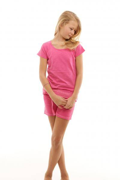 ChillNorway Frotteshorts pink