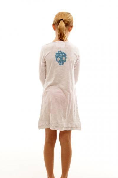 ChillNorway Siena kjole, hvit