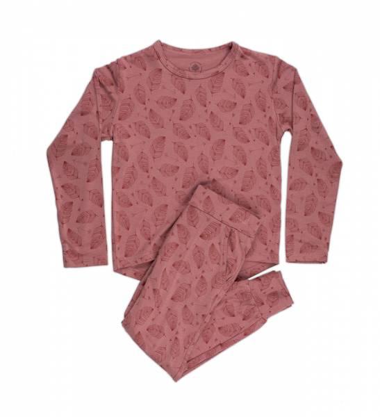 Gullkorn design, Favoritten pysjamas dyp rosa